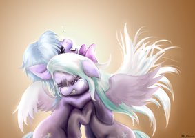 Mlp  Cloudchaser And Flitter By Awsdemlp-d65w by nightmaremoon123234