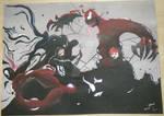 [COLLAB] Venom VS Carnage