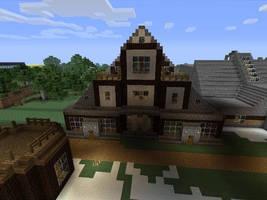 Mansion of Ausburn ((minecraft for Xbox.)) by chrispwnz95