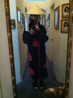 Completed Deidara Cosplay! by chrispwnz95