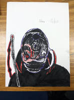 Obito Marker Only Drawing by chrispwnz95