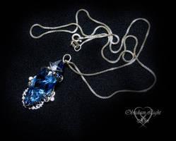 Blue Shard by stardarknight