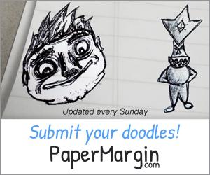 Paper Margin Ad by TFM4th