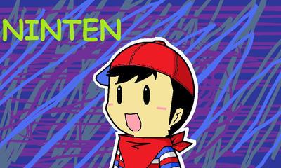 ¿Cómo Conociste Yoshi Fans Club? - Página 8 Ninten_by_chanchoi