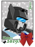 Holiday card 05 by BTFly009
