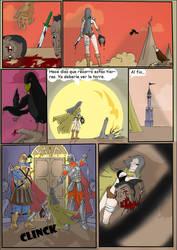 La dama de las cabezas 2 by Megarcaron