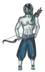 1/4: Character Designs: Archer Jet