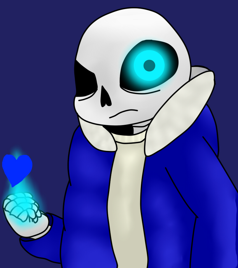 Sans by ChaosTaco