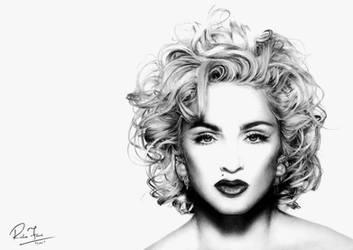 Madonna by earlierbirdscenic