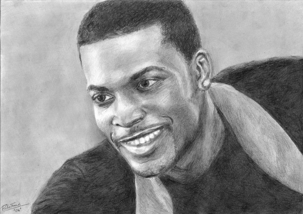 Chris Tucker - Wallpaper Hot