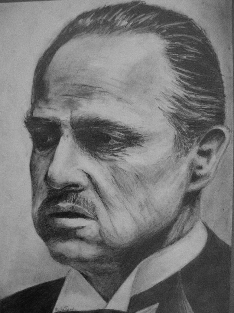 Godfather Dr... Marlon Brando Godfather