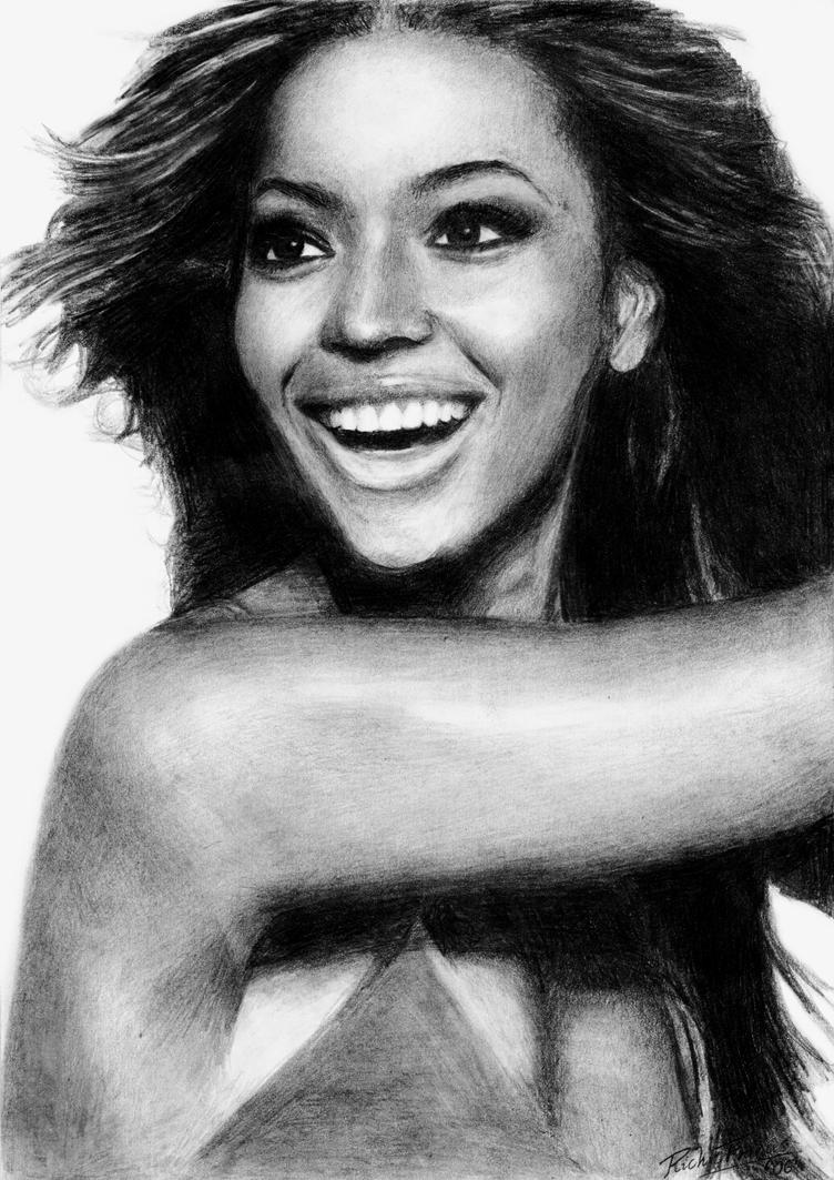 Beyonce Knowles 2 by earlierbirdscenic