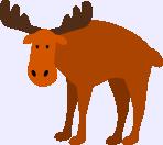 It's a Moose by modesty