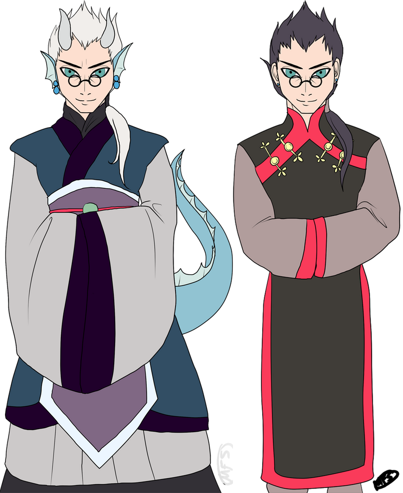Ryuu the Dragon Lord sprite by modesty