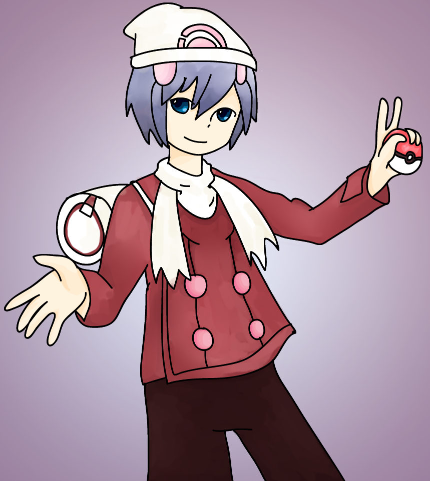 Pokemon Dawn: Dawn Genderbend (POKEMON!) By MintiiBlast On DeviantArt