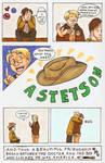 Origin of the Cool Stetson