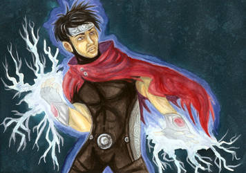Young Avengers: Wiccan by McMitters