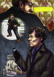 Sherlock by McMitters