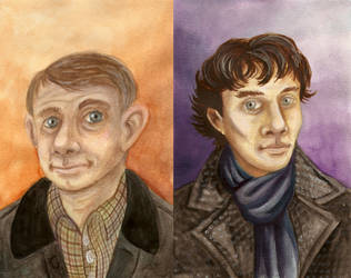 Holmes and Watson 2 by McMitters