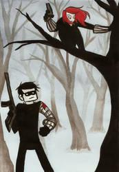 Winter Assassins