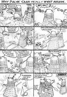 Why Dalek Caan really went mad by Theta-Xi