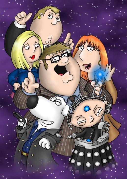 Family Guy VS Doctor Who