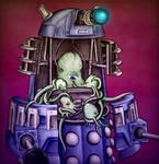 ILD Contest Entry -Dalek Love
