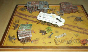 District 9 Model Landscape by Theta-Xi