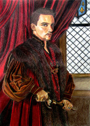 Tudor by V-Redmond