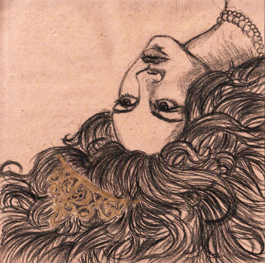 Deposed Queen by V-Redmond
