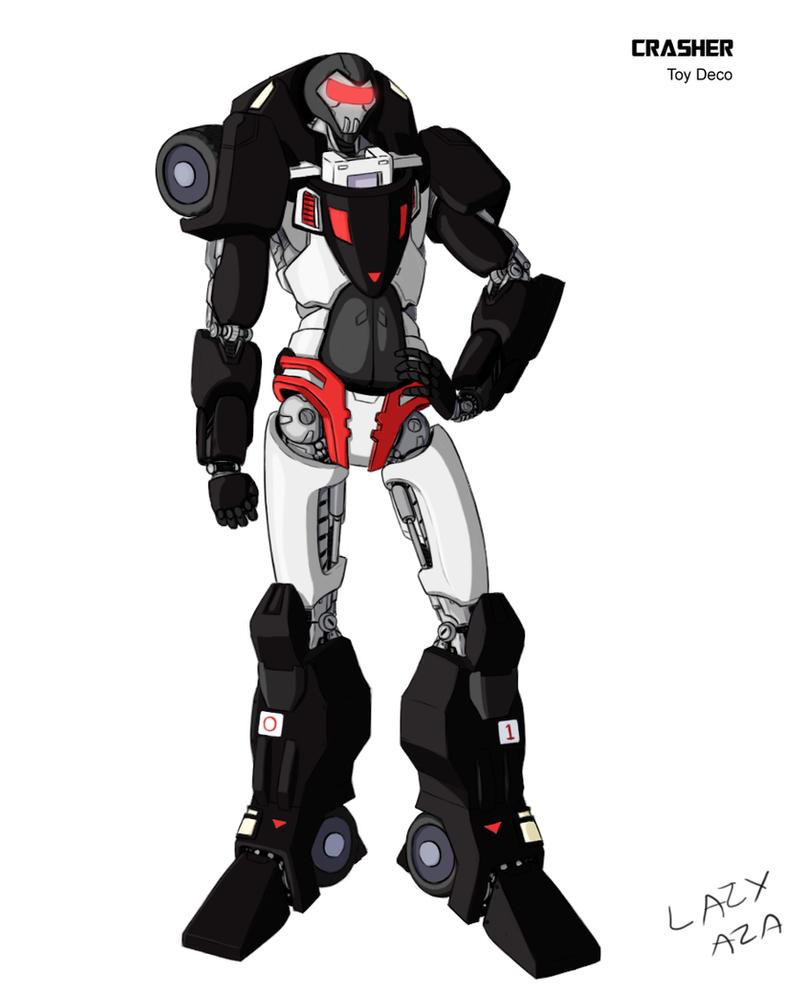 Crasher - toy edit by AB0180