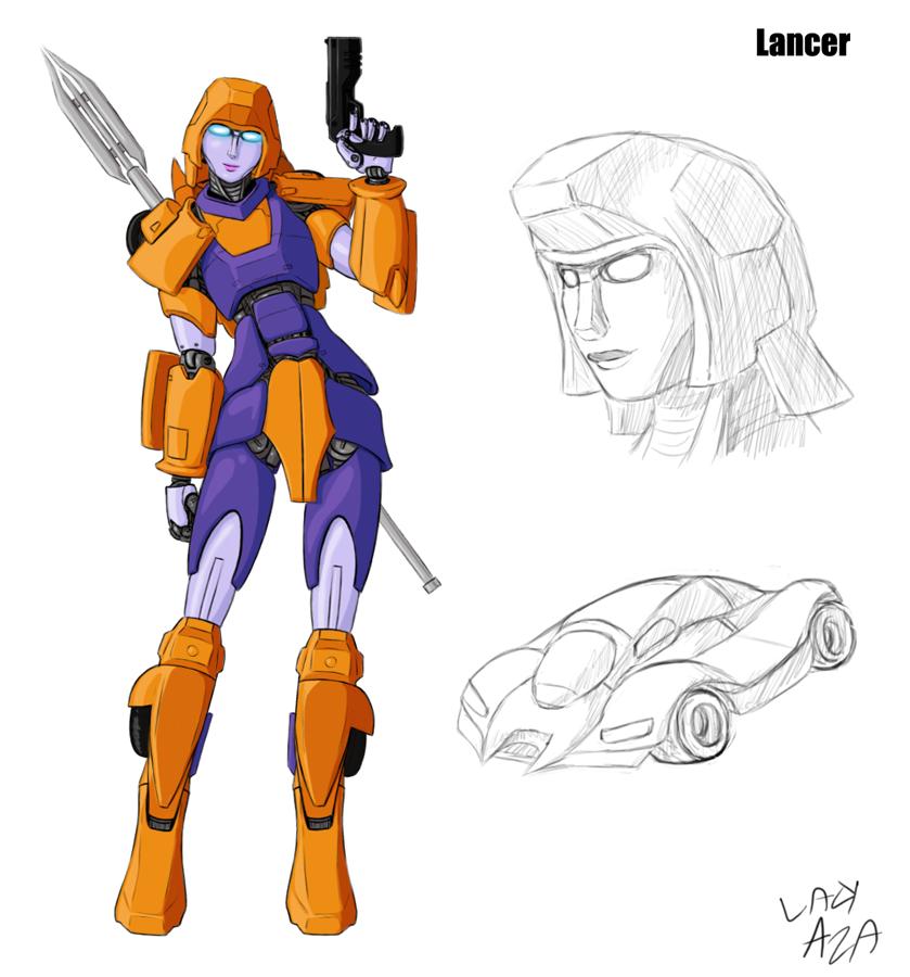 Lancer by AB0180