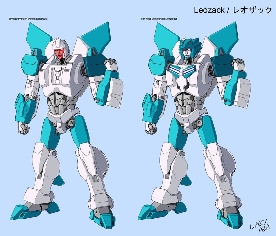 Leozack by AB0180