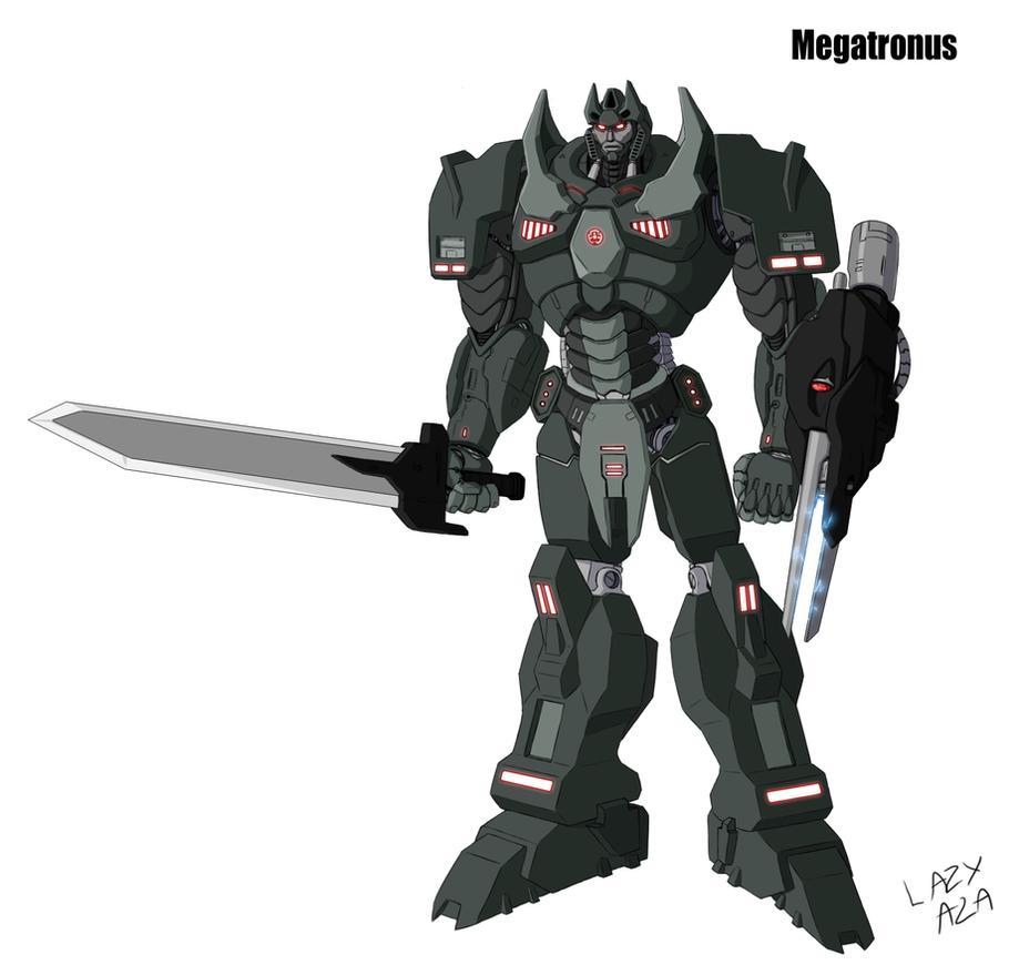 Megatronus by AB0180