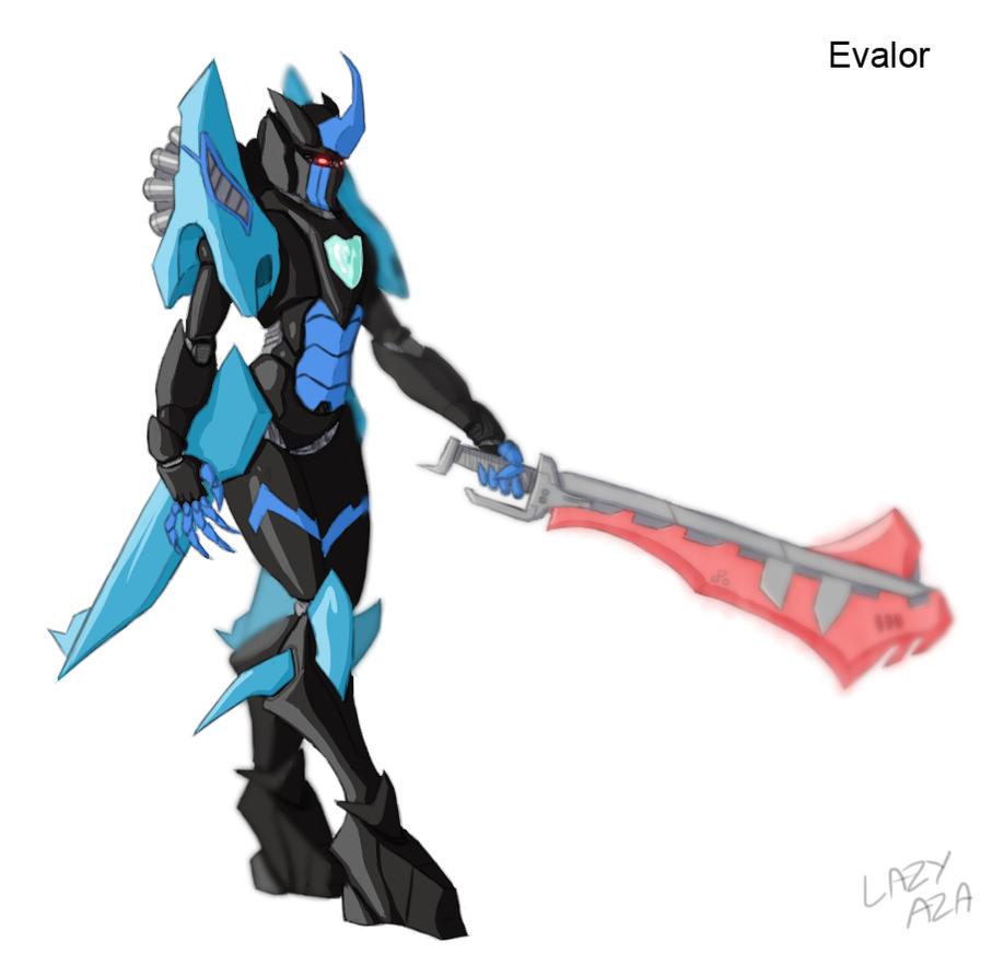 OC Evalor by AB0180