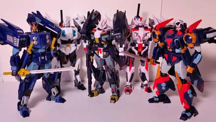 MMC Sword Robots
