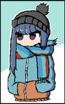 Shima Rin (Fan Art)