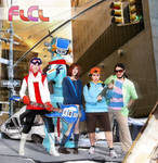 FLCL cosplay