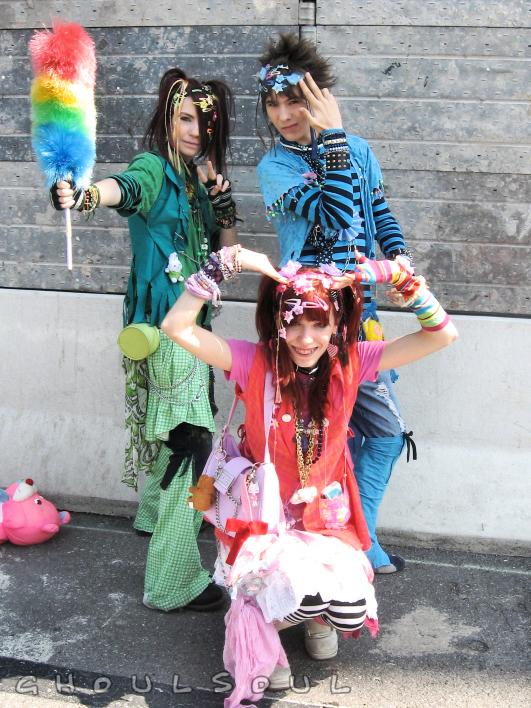 La Moda En Japon Decora Bienvenidos A Friends Forever