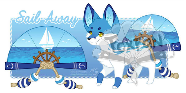 Sail Away by TheMysticalChest