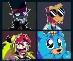 Villainous by Monster-Cross