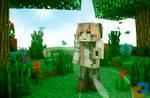 Pride Month - Nature (Minecraft) by PortalDoesMinecraft