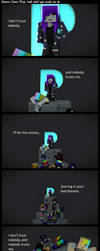 Generic Comic Strip: Look what you made me do by PortalDoesMinecraft