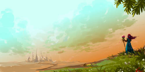 View of the City by OUWU