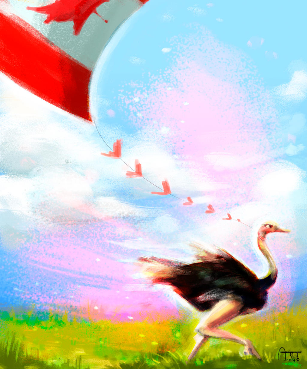 Happy Canada Day by OUWU