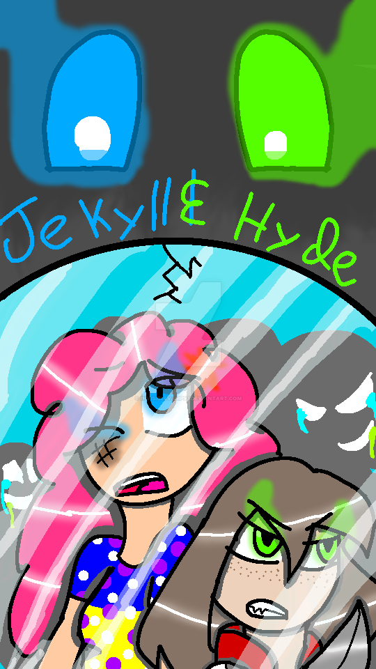 Jekyll and Hyde by InvisibleVamp97