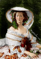 Empress Eugenie by GuddiPoland