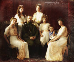 Last Imperial Family