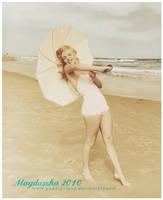Summer Marilyn by GuddiPoland