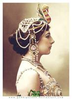 Mata Hari by GuddiPoland